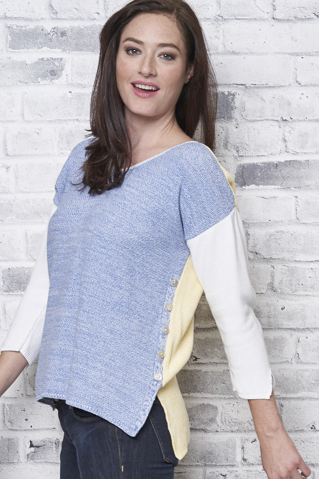 Parkhurst Alison Pullover Style 80050, 4 Colors Available