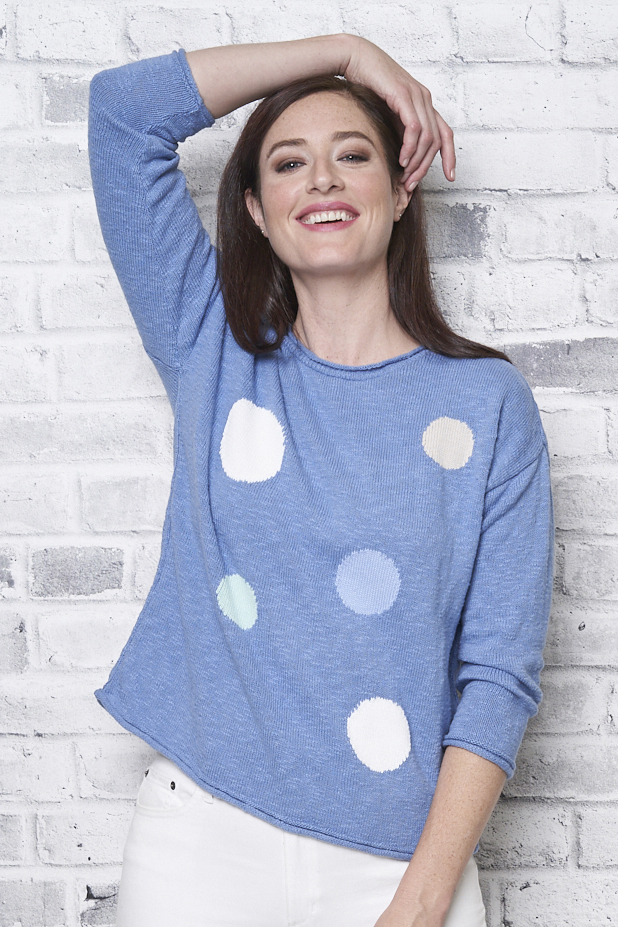 Parkhurst Pullover Style 87118 Dot Dot Dot, 4 Colors Available