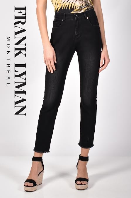 Frank Lyman Womens Jeans Style 211118U, 2 Colors Available
