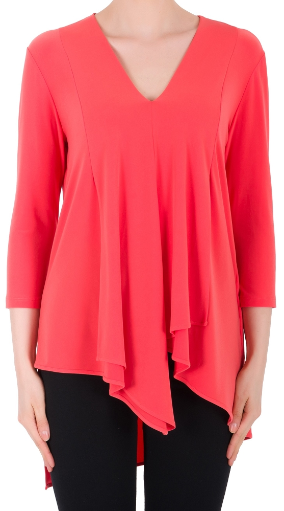 Joseph Ribkoff Womens Flowy Top, Style 161066G, 3 Colors Available