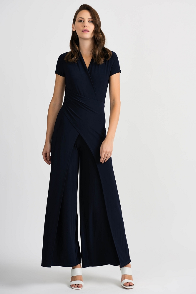 Joseph Ribkoff Womens Jumpsuit Style 201146, 2 Colors Available