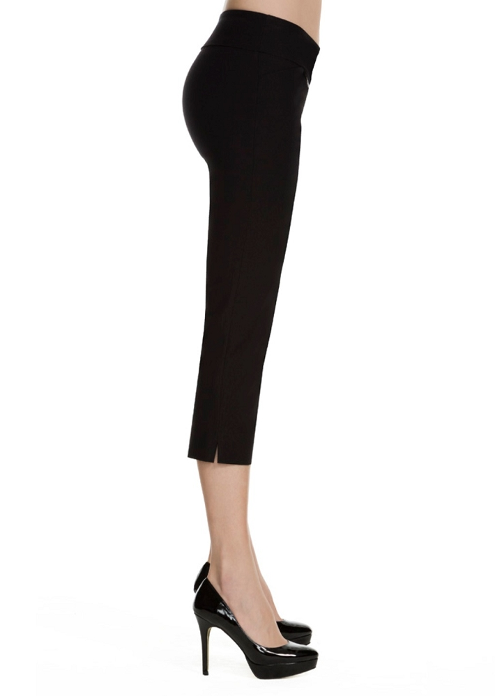 Lisette L Essentials, Slim Capri Pants, Magical Lycra, Style 767, 12 Colors Available