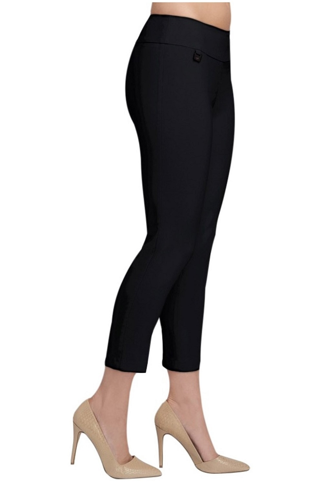 Lisette L Essentials, Thinny Crop Pants, Magical Lycra,  Style 802, 5 Colors Available