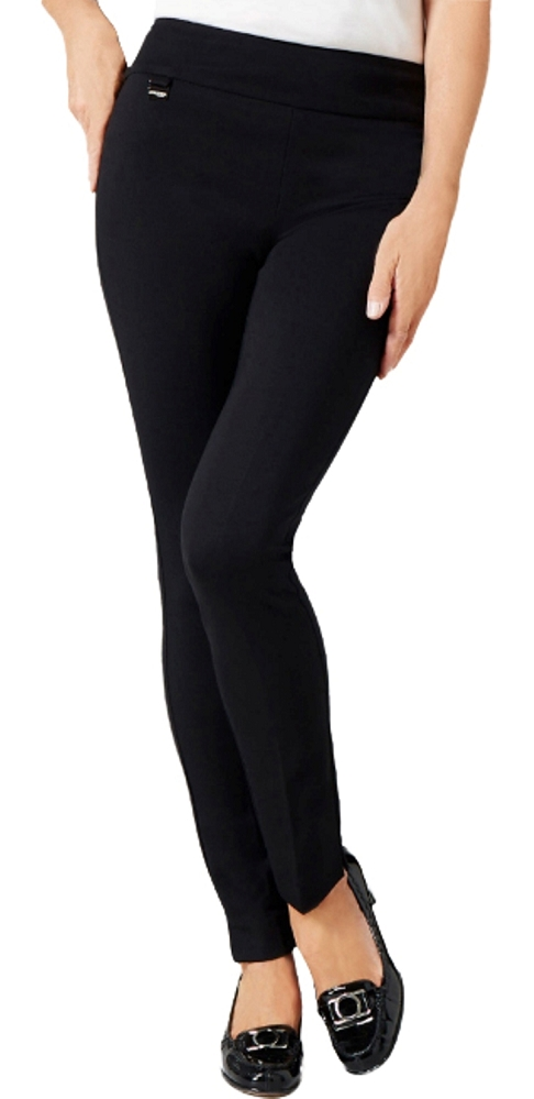 Lisette L Essentials Hollywood, Slim Ankle Pants, Style 2523, 4 Colors Available