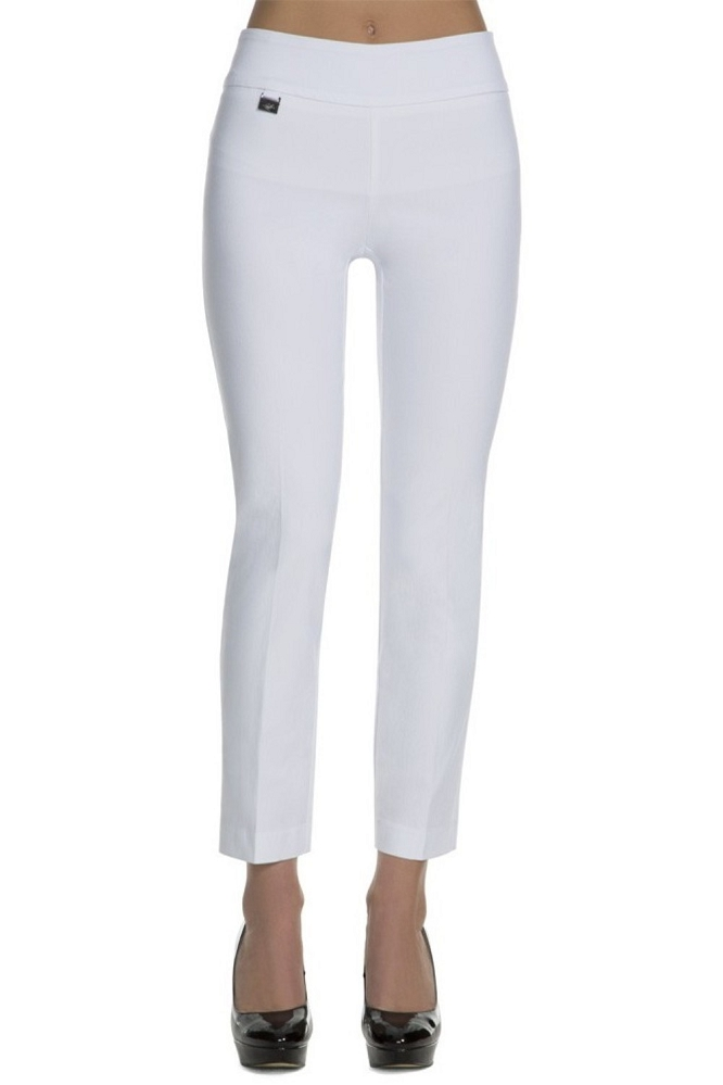 Lisette L Essentials, Slim Ankle Pants Style 26001 Jupiter Cotton Stretch (6 Colors Available)
