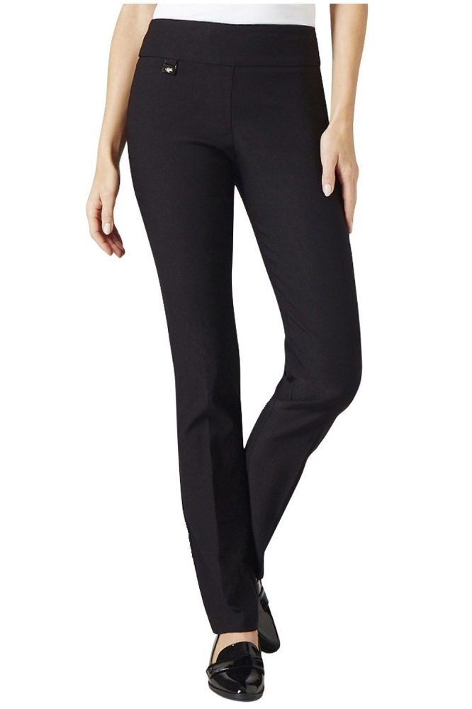 Lisette L Essentials True Straight Pants, Magical Lycra, Style 886, 31