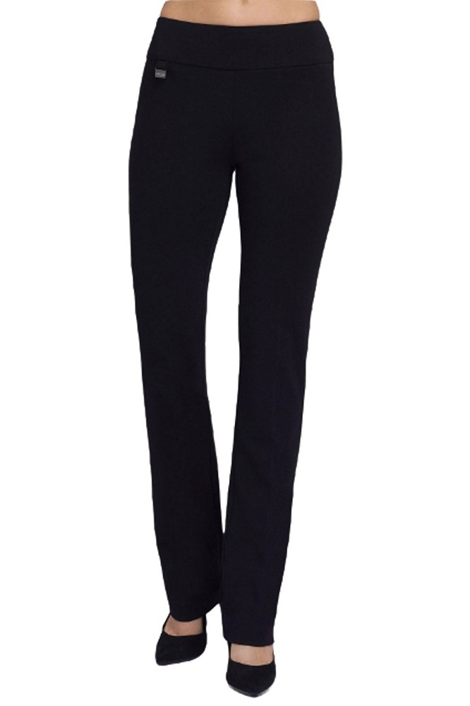 Lisette L Essentials, True Straight Pants, Kathryn PDR, Style 17615, 33