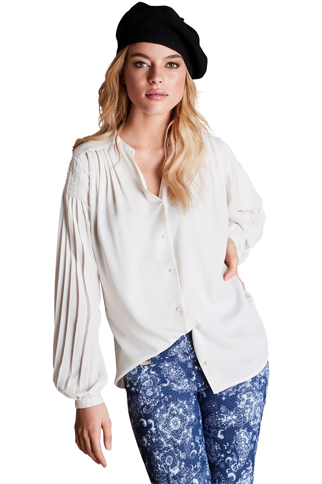 Lisette L Tops Style 267229 Lola Blouse (3 Colors Available)