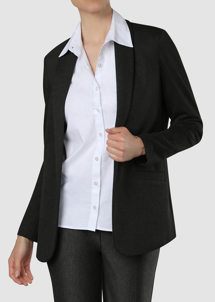 Lisette L. Essentials, Jacket Style 25544 Hollywood Color Black