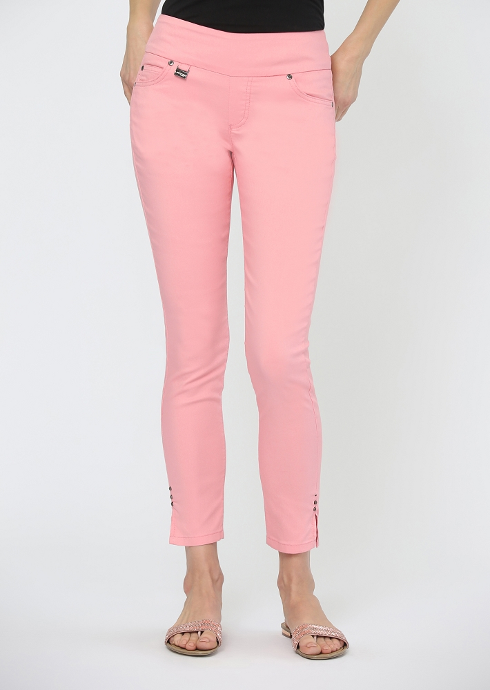 Lisette L. Slim Ankle Pant Style 626932 Sammy Denim, 2 Colors Available
