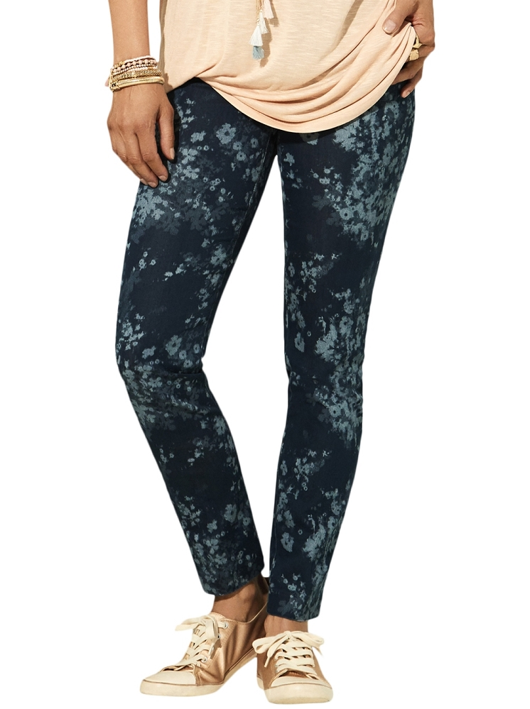 Lisette L. Slim Ankle Narrow Pant Style 36355 Bacopa Denim Color Denim Blue