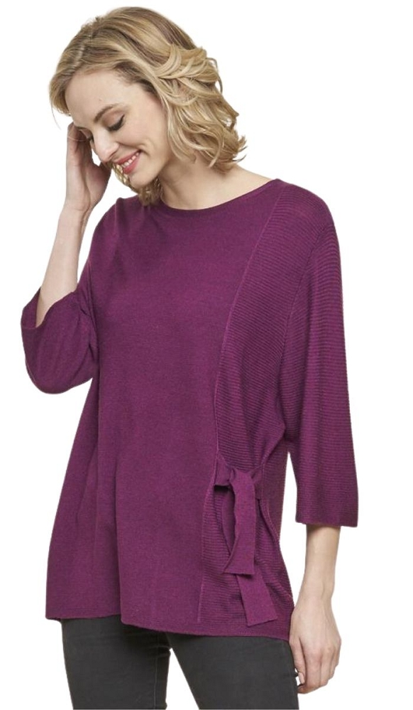 Parkhurst Knitwear, Reese Pullover Sweater, Style 15540, 3 Colors Available