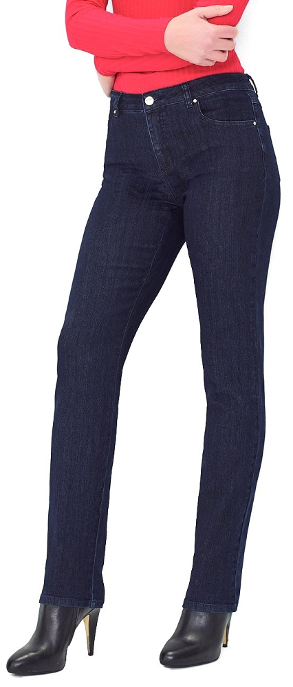 Simon Chang Canada Womens Slim Jeans Style 8219, 2 Colors Available