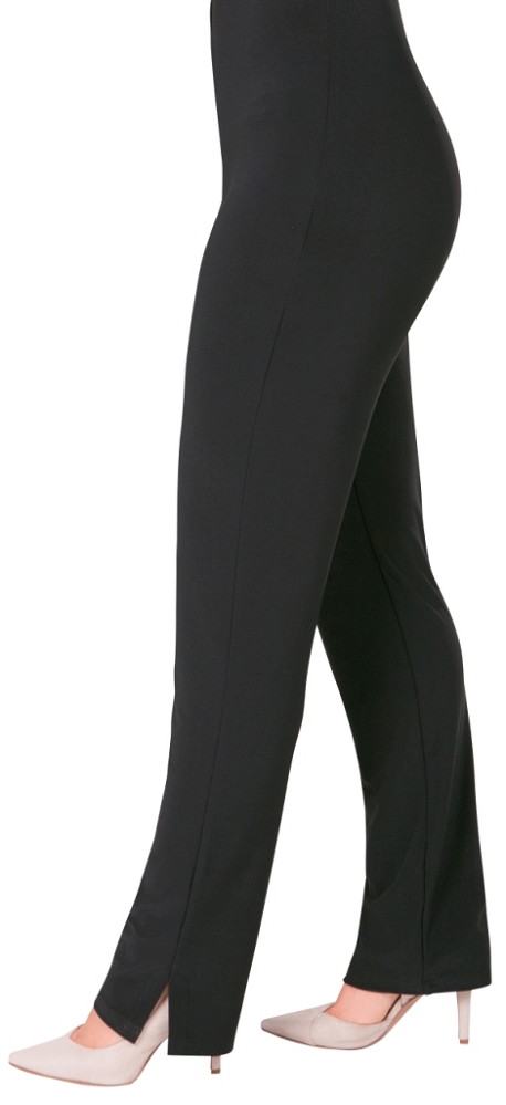 Sympli Long Narrow Pants Style 2748L Black