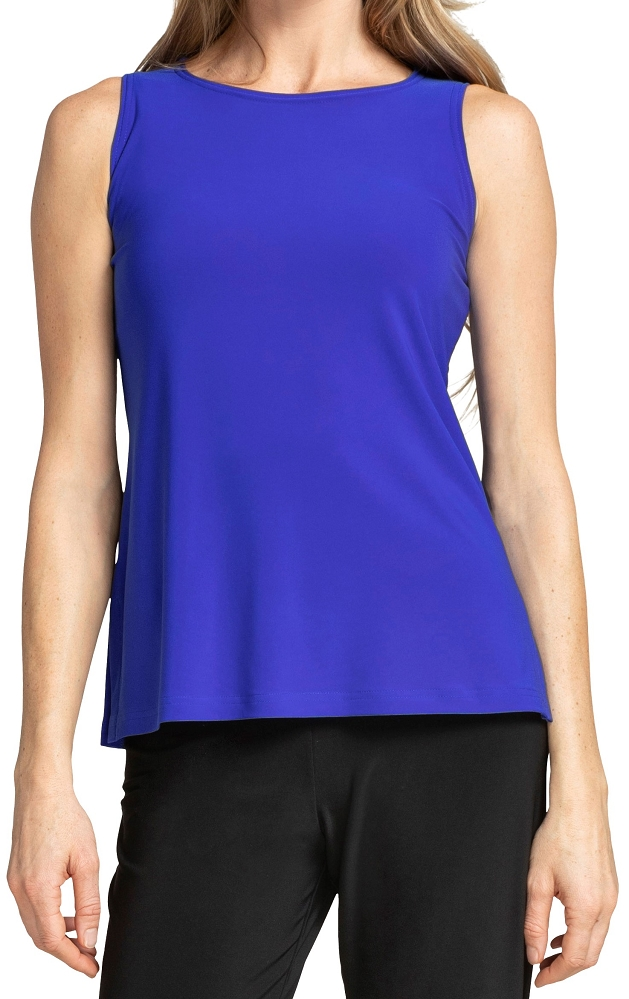 Sympli Womens Sleeveles Nu Ideal Tank Style 21177, 3 Colors Available