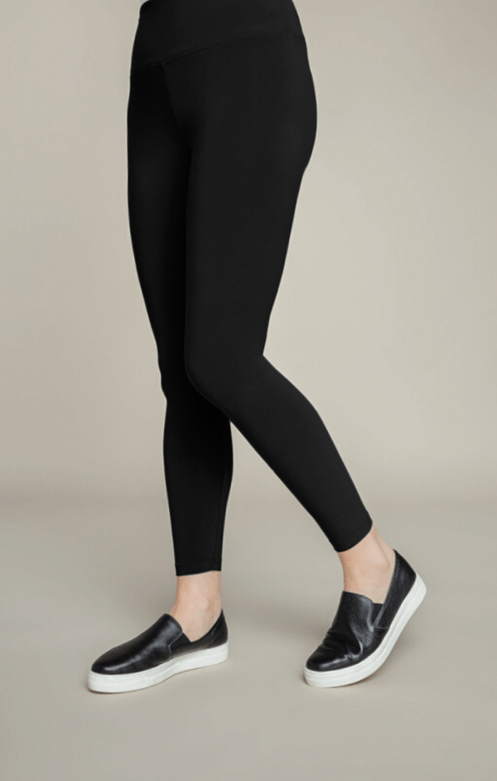 Sympli Womens Nu Yoke Legging Style 27218, 2 Colors Available