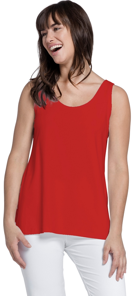Sympli Sleeveless Go To Tank Relax, Style 21120R, Colors Available