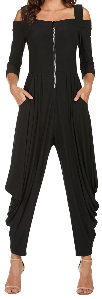 Frank Lyman Womens Jumpsuit, Style 176080, 2 Colors Available