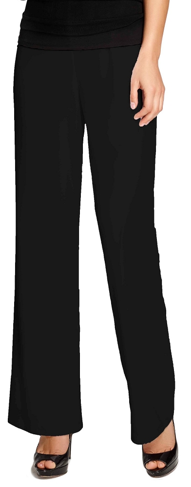 Frank Lyman Womens Pull On Boot Cut Pant Style 038, 2 Colors Available