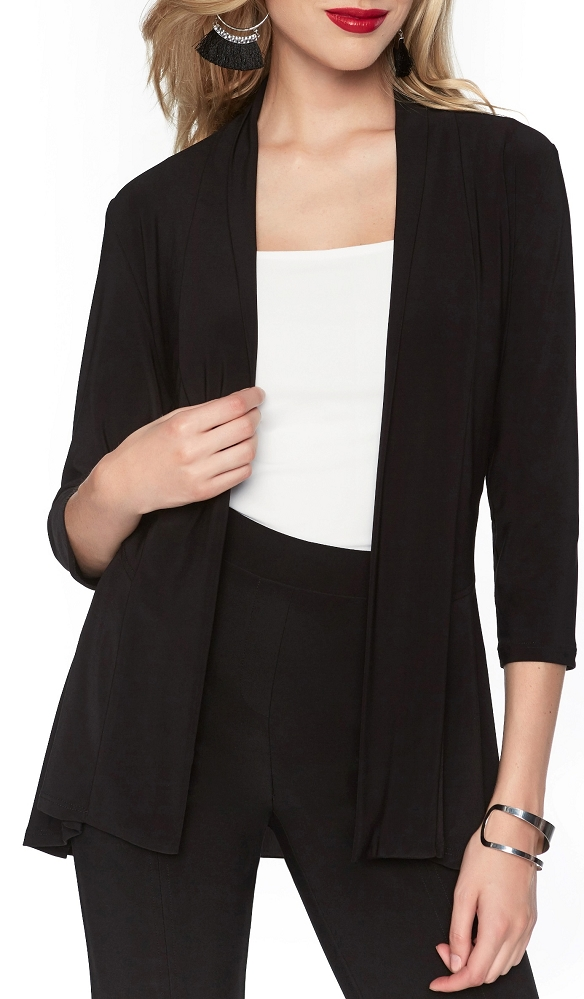 Frank Lyman Women's Essential Cardigan Style 071, 3 Colors Available