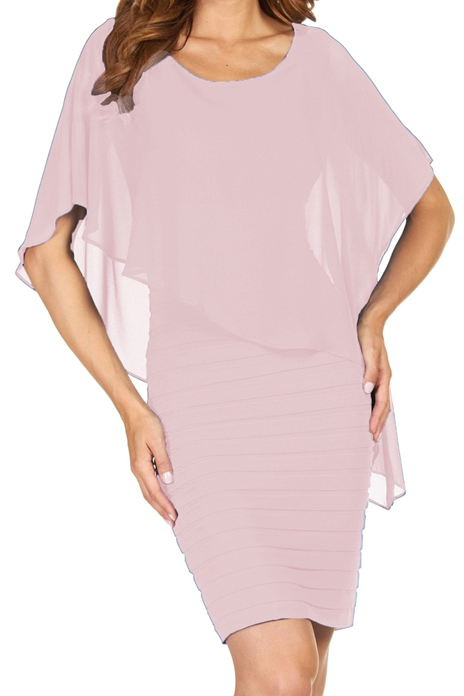 Frank Lyman Womens Tiered Dress, FL51027, 6 Colors Available