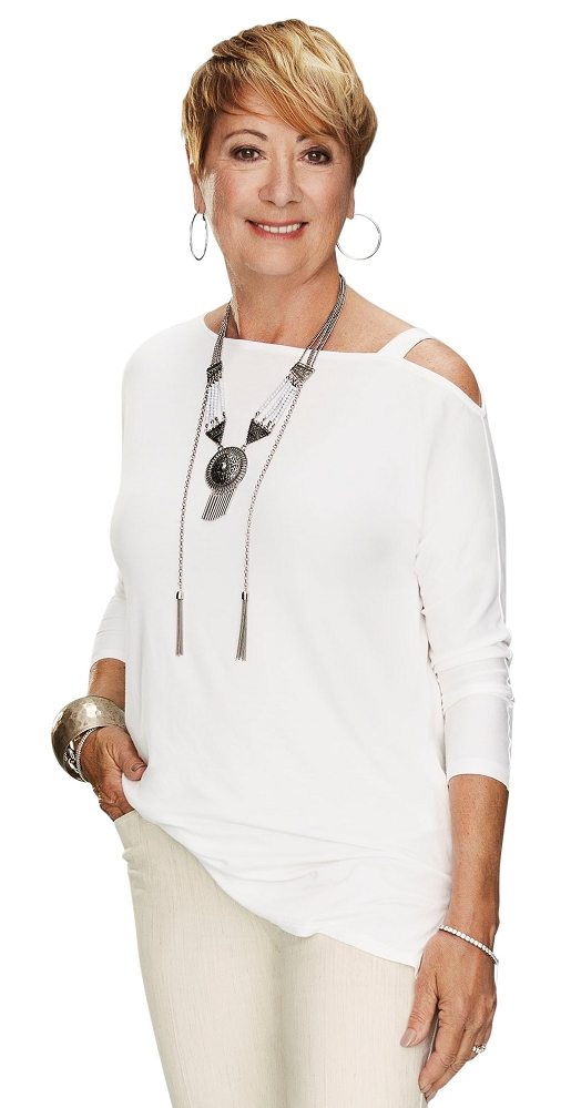 Lisette L Tops Style 222330 Sienna Jersey (6 Colors Available)