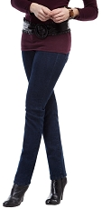 Simon Chang Ultra Skinny Tummy Control Denim Jeans Blue