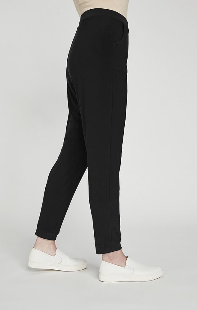 Sympli Womens Motion Trim Jogger Style 27219, 2 Colors Available