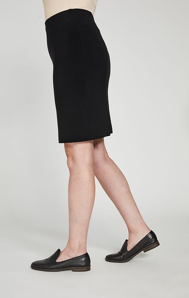 Sympli Womens Tube Skirt Mini, Style 2634S, Color Black