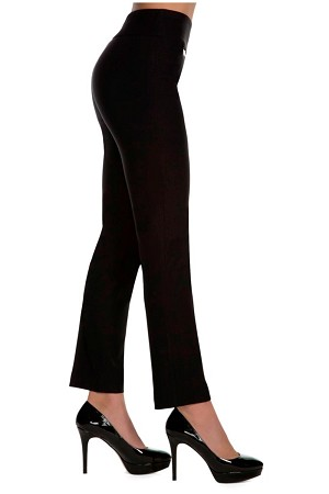 Lisette L Essentials Slim Ankle Pants, Magical Lycra, Style 801, 15 Colors Available