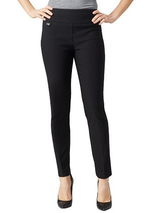 Lisette L Essentials Slim Ankle Narrow Pants, Magical Lycra, Style 855, 11 Colors Available