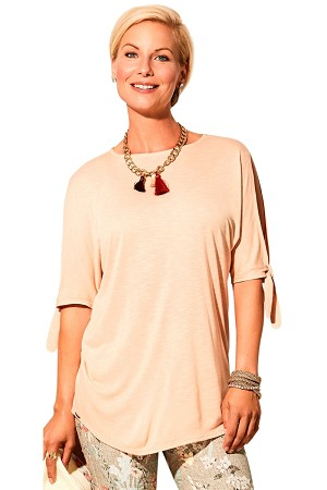 Lisette L Tops Style 231350 Linen Jersey (6 Colors Available)