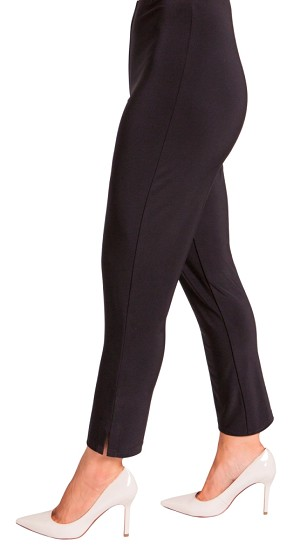 "Sympli Narrow Ankle Pants Style 2748M, 28"" Inseam, 2 Colors Available"